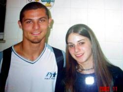 Liana Friedenbach y Felipe Caffé