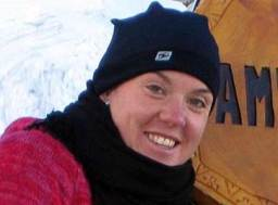 Nadia Lefevbre, canadiense raptada en Haití