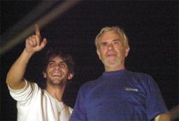 El secuestro de Antonio Echarri