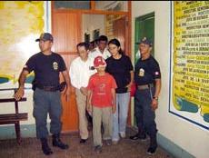 El secuestro de Galo Javier Giménez