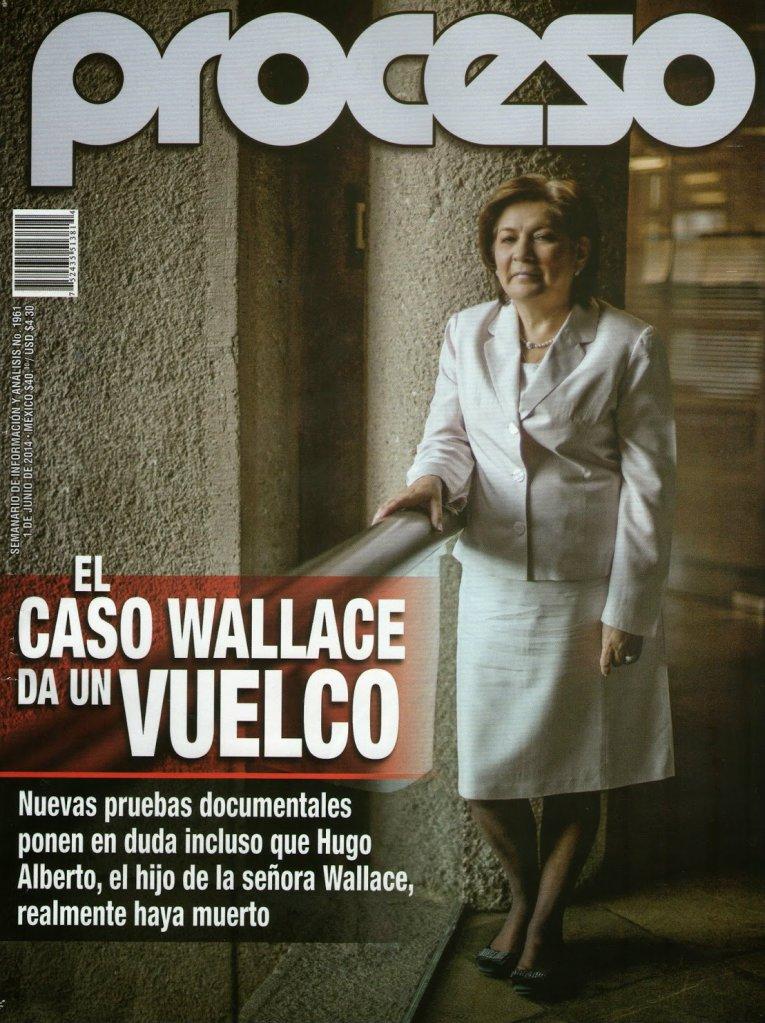 Portada Revista Proceso
