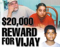 El secuestro de Vijay Persad